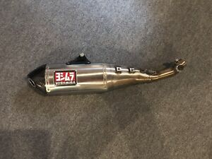 Yoshimura RS4 Exhaust - Fits Honda CRF 250L or Rally