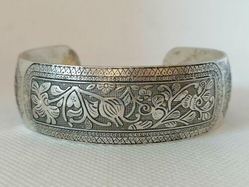 Rare Extremely Ancient Viking Bracelet Silvered Authentic Amazing Stunning