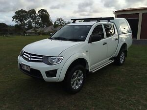 2013 Mitsubishi Triton Ute Boyland Ipswich South Preview