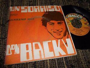 DON-BACKY-MARZO-UN-SORRISO-SINGLE-7-039-039-1976-GATEFOLD-ITALY-ITALIA