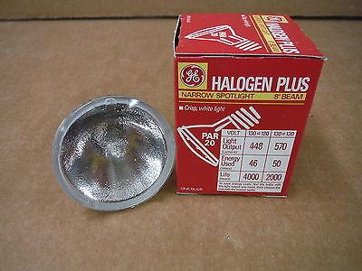 GE Halogen Plus Narrow Spot 8 Degree Beam Par 20 46 Watt