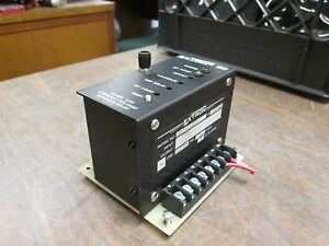Extron Model 540 Current / Voltage Sensitive Relay 540-41112 Used