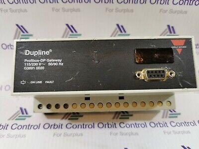 Dupline G3891 0020 Profibus Dp Interface