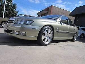 2005 Holden Caprice Sedan Newton Campbelltown Area Preview