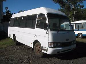 2000 Kia Asia Bus - suit Motorhome / Mobile Home Modification Kensington Bundaberg Surrounds Preview