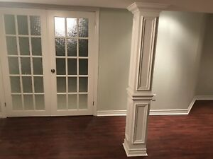 One bedroom basement, separate entrance in prime location!!!