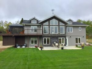 Acreage for sale-perfect location close to town and lakes
