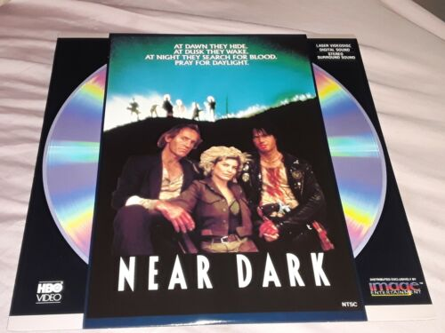 Near Dark LASERDISC...ONLY ONE ON EBAY...EXTREMELY RARE...BILL PAXTON  - $49.00