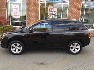 2016 Jeep Compass High Altitude 4x4 w/ Backup Camera, Leather