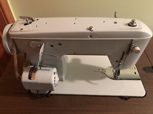 Brother vintage sewing machine table project 651