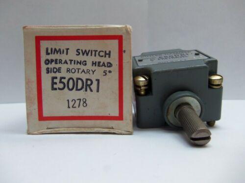New Cutler Hammer E50DR1 Limit Switch Operating Head Series A1 NIB