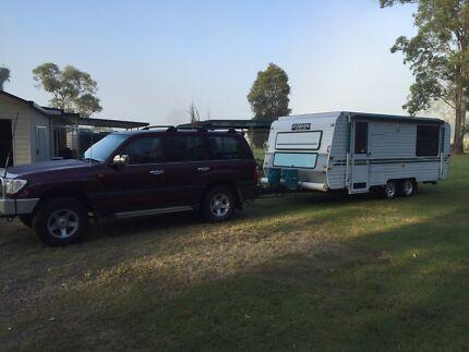 Caravan Evernew Pop Top