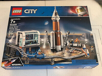 Lego City 60228 Deep Space Rocket & Launch Control - NEW SEALED