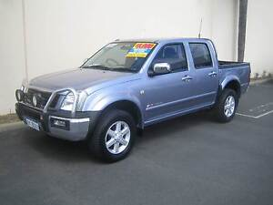 2004 Holden Rodeo LT 4X4 3.0TD Dual Cab Ute Busselton Busselton Area Preview