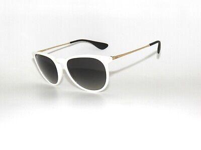 Ray Ban Sunglasses 4171 631411 White grey  (Mens White Ray Ban Sunglasses)
