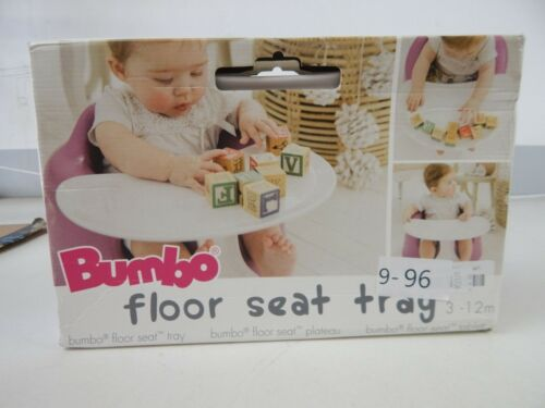 Bumbo Baby Floor Seat Play Tray, 3-12 Months