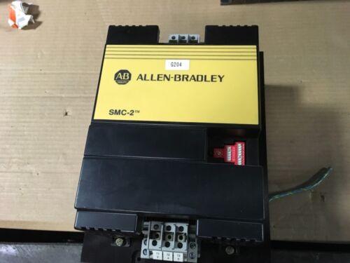 Allen Bradley SMC-2, 150-A54NB, 460v 40hp rating, 22-30kW rating warranty