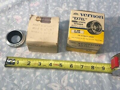 2 Pentax type M42 extension tube sets and 1 lens adapter lot Spiratone, used for sale  Shipping to India