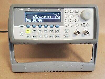 Agilent 33210a Function Arbitrary Waveform Generator