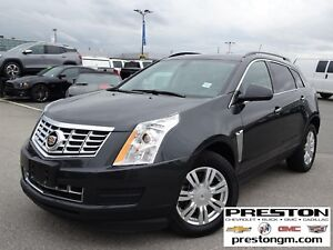 2015 Cadillac SRX SRX LUXURY COLLECTION