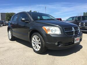 2010 Dodge Caliber Heat - As Traded | ONE OWNER |