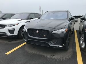 Jaguar F-Pace S 2017. Like new!!!