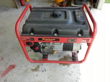 240 volt generator 2.5 kva Gilston Gold Coast West Preview