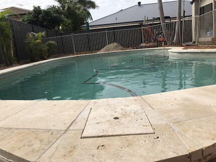 Pool Renovations and pool care