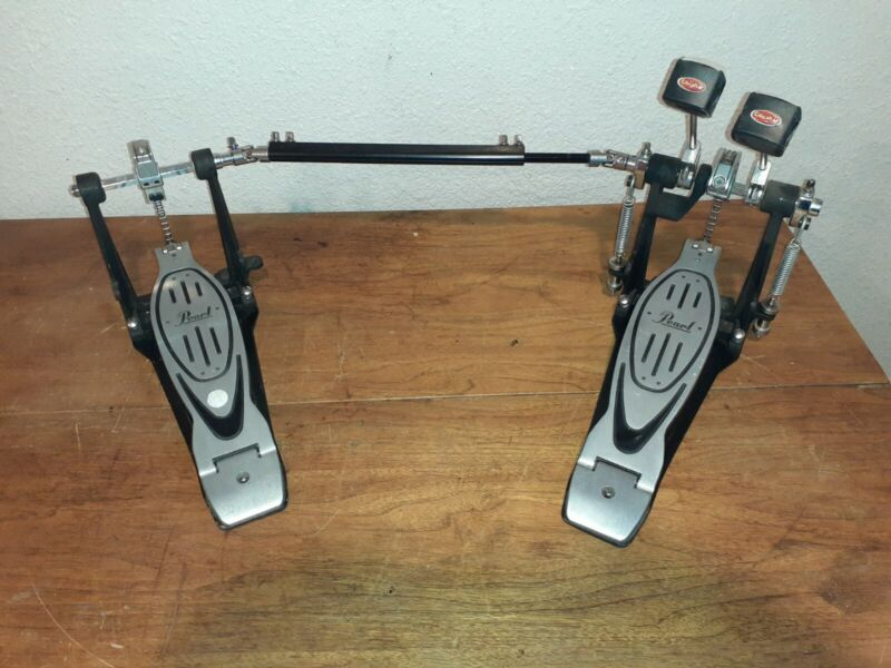PEARL DOUBLE BASS PEDAL 2000 series