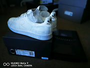 DS RAF SIMONS STAN SMITH AGED US10 Southbank Melbourne City Preview
