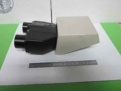 Microscope Part Nikon Head Optics As Is Binl1-06