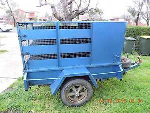 racing pigeon tossing trailer unit Epping Whittlesea Area Preview