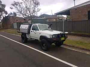 1992 hilux Carlton Kogarah Area Preview