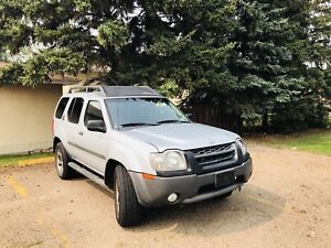 Nissan Xterra SUPERCHARGED fully loaded