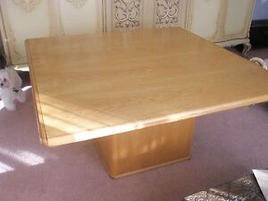 Square Dining Table Templestowe Manningham Area Preview
