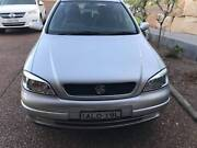 Holden Astra Sedan 2002 Charlestown Lake Macquarie Area Preview