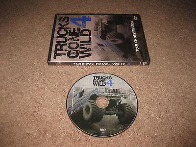 Trucks Gone Wild Dvd (Trucks Gone Wild 4 - DVD - Great Condition)