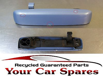 Fiat Grande Punto roof grab handle driver and passenger side rear