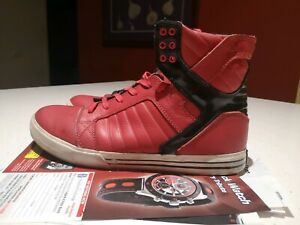 *Great condition* US size 11 Supra Skytops