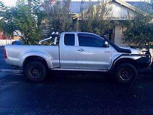 2009 Toyota Hilux Ute Richmond Yarra Area Preview