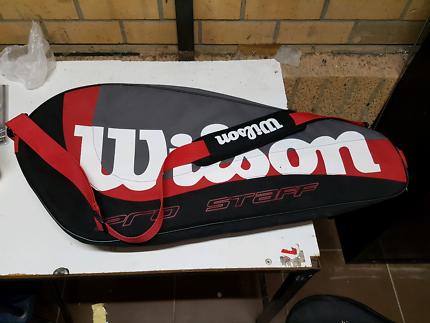Wilson Pro Staff steam 100 racquet