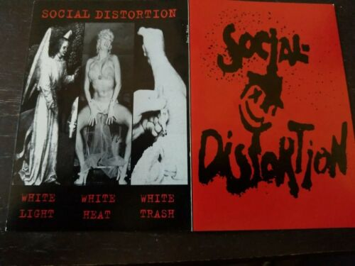 Sex Pistols , The Offspring, Social Distortion. Promo Tickers - $8.00