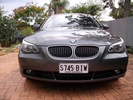 2006 BMW 5 Sedan