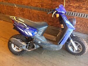 2003 Yamaha bws 50 rough ripper