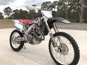 Honda CRF 450r Bike Mulgoa Penrith Area Preview