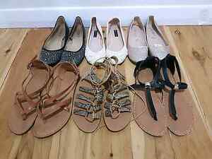 Ladies Size 8 Shoe Bundle - 6 pairs New Lambton Newcastle Area Preview