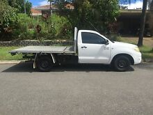 2008 Toyota Hilux (with side trays) Arundel Gold Coast City Preview