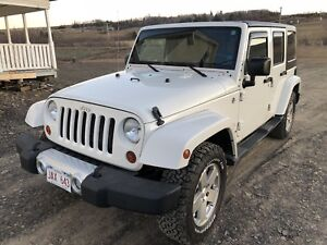 2010 Jeep Sahara Unlimited