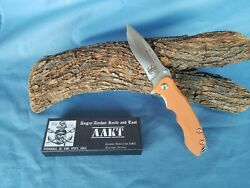 Angry Anchor Knife & Tool Ranger STB Autumn G10 with CTS-XHP made in USA