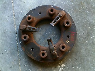 Farmall H Hv Early Sh O4 Tractor Ih 10 Clutch Assembly